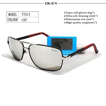 Oley ανδρικά γυαλιά ηλίου.