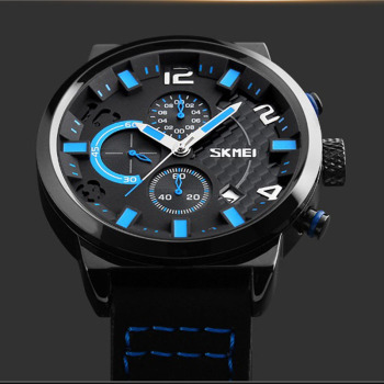 Casual Sport Watches Men Waterproof Quartz Watch 1