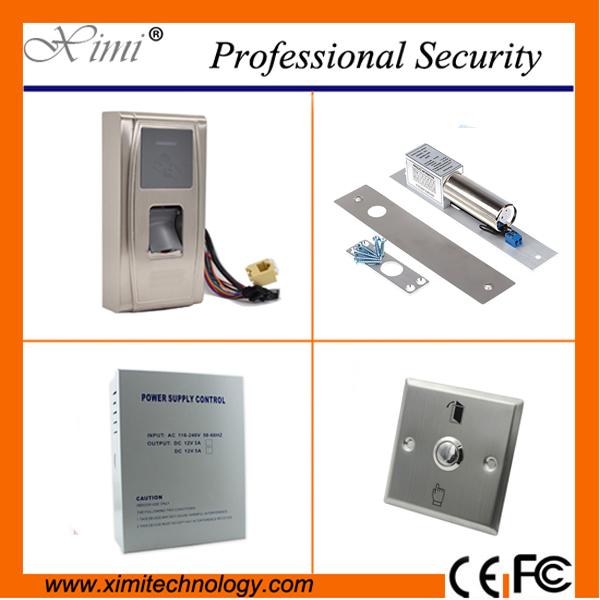 Good quality waterproof fingerprint reader standalone tcp/ip fingerprint access control system smat biometric door lock tcp ip biometric face recognition door access control system with fingerprint reader and back up battery door access controller