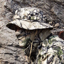 Boonie Hat Military Tactical Army Verstelbare Anti-Schrapen Airsoft Combat Gear Camouflage Multicam Alpie Weide Terrin Wandelen Caps(China)