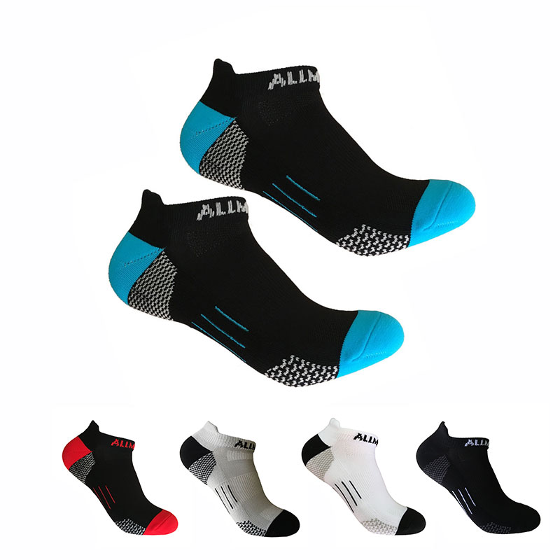 1 Pair Good Nylon Comfy Wicking Breathable Cycling Socks Men Foot Wear MTB Bicycle Bike Running Hiking Sports White Socks