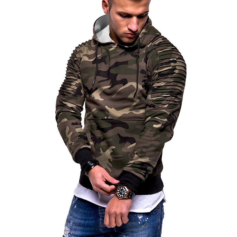 Camouflage Hoodies  5