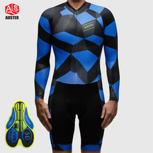 High Quality 2019 Solid Black Cycling Skinsuit Mens Triathlon Sports Clothing Ropa De Ciclismo Maillot