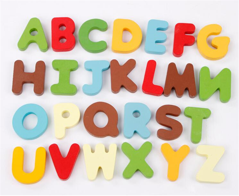What average age should children start to know the alphabet??