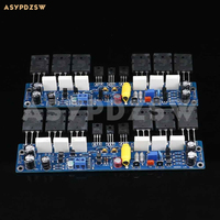 NEW 2 PCS L10 Single differential single-ended voltage power amplifier finished board A1943 C5200