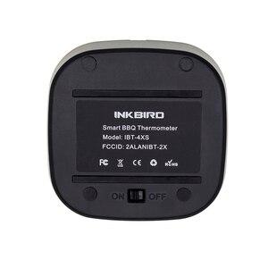 Image 5 - Inkbird Four numérique sans fil Bluetooth, thermomètre de cuisson pour BBQ, gril, thermomètre avec deux/quatre sondes et batterie rechargeable USB IBT 4XS