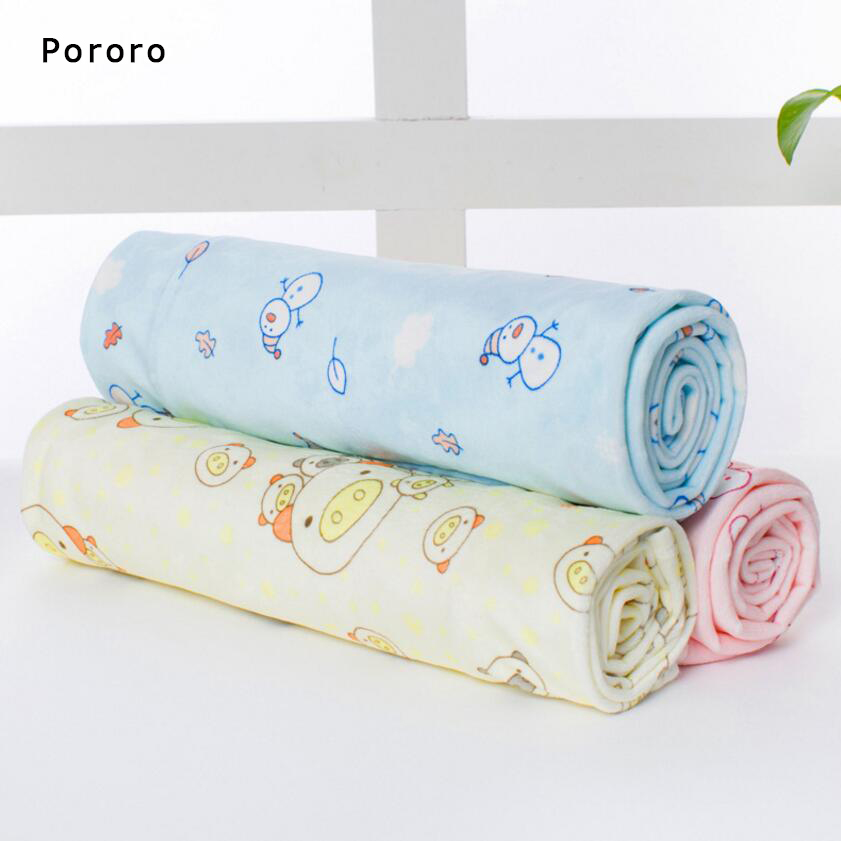 3pcs/lot  Fold Water Cotton Washed Gauze Diapers Adult Cotton Diapers Baby Breathable Cotton Dedicated Diapers D50