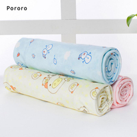 3pcs Lot Fold Water Cotton Washed Gauze Diapers Adult Cotton Diapers Baby Breathable Cotton Dedicated Diapers