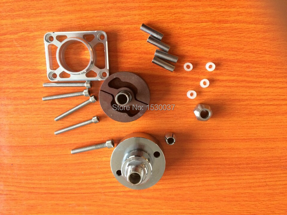 New RC Gas Boat Non-Spring Clutch Kit fits ZENOAH CRRC Pro RCMK CY Marine Engine cnc aluminum water cooling jacket for 29cc zenoah engine rc boat