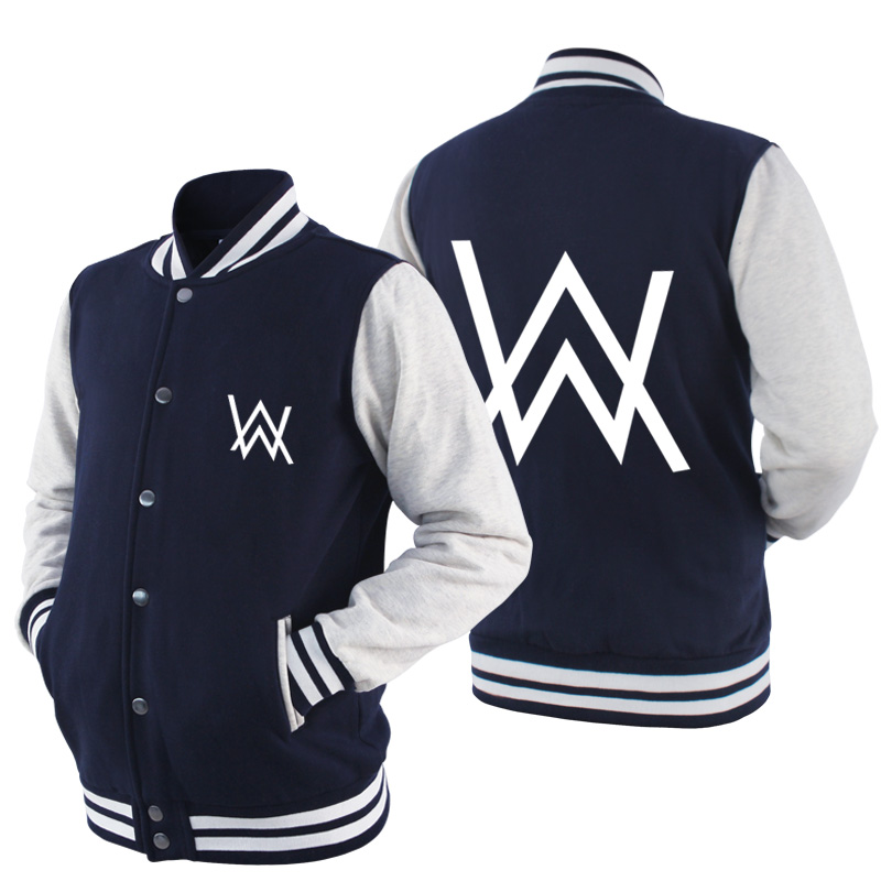 Chaqueta de alan walker