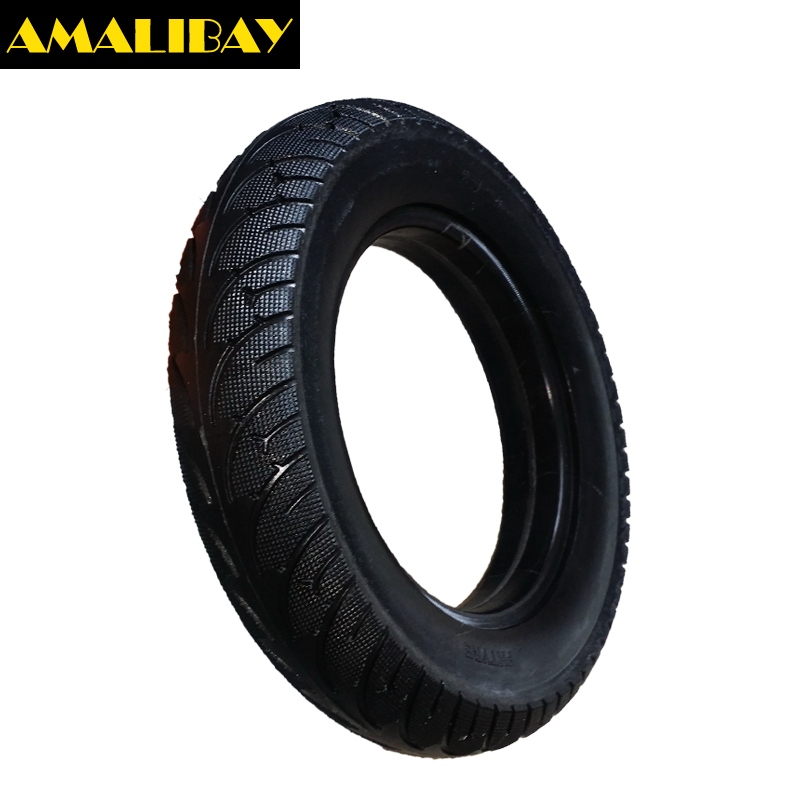 10 Inch Electric Skateboard Tire Vacuum Solid Tyre 10x2.50 for Electric Skateboard Skate Board Avoid Pneumatic Tyre 1 PCS