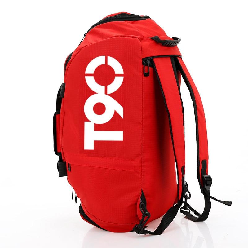 Gym Sport Bags Men Women molle Fitness Training Backpacks Multifunction Travel / Luggage bolsa Shoulder Handbags