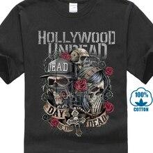 Hollywood Undead Tee Rap Rock Band S M L Xl 2Xl 3Xl T Shirt Jorel