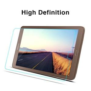 Image 5 - עבור Samsung Galaxy Tab E 9.6 זכוכית sm t561 מסך מגן על דה pantalla para T561 T560 מזג גלאס מגן סרט 9h 9 6