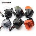 Светодиодный указатель поворота для HONDA CBR250 NC22 CBR400 NC29 VFR400 NC30 RVF400 NC35 NSR250 MC21 MC28 аксессуары для мотоциклов индикаторная лампа