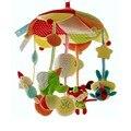 SHILOH 2016 High Quality Crib toy Cosleeper Musical Mobile Baby Crib Rotating  Music Box Plush Doll 60 Songs Circus Monkey