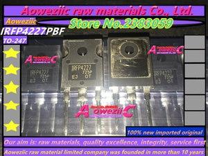 Image 2 - Aoweziic 2017 + 100% novo importado original irfp4227pbf irfp4227 para 247 fet 200 v 65a
