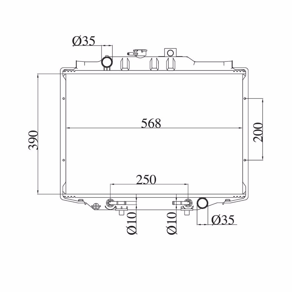 Mitsubishi Express Van Please Where Can I Get A Diagram Of Wire Baytech Rpc3 To Db9 Serial Port Adapter Pinout Pinoutsru Car Radiator For L300 L400 Delica Starwagon Rh Aliexpress Com