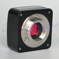 FYSCOPE CE ISO 5MP Aptina CMOS sensor USB microscope camera C mount USB2.0 CMOS Camera