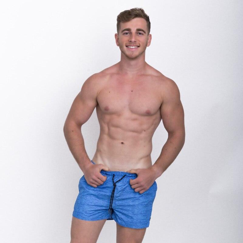 Gailang Brand Fashion Men Beach Board Shorts Troncos de secado - Ropa de hombre - foto 5