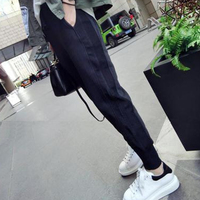 2018 new spring autumn   maternity   pants casual cotton stomach lift pants harem pants pregnancy trousers   Maternity   wear maternales