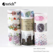 Free Shipping and Coupon washi tape,Washi tape,basic design,Optional collocation,on sale,#6402-6466