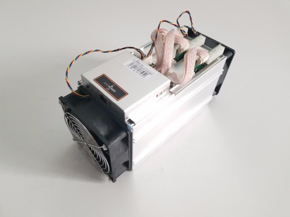 Новейший AntMiner V9 4TH/S Bitcoin BCH BTC BCC Шахтер без блока питания лучше чем AntMiner S9 Ebit E9 Whatsminer M3