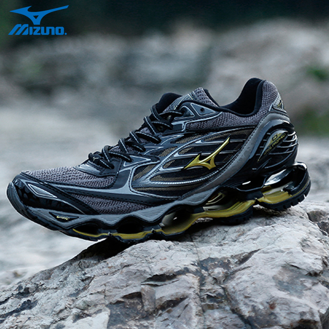 532f771b41b1 2018 MIZUNO WAVE Prophecy 6 professional Men shoes Sneakers Outdoor Breathable  Mesh Weight lifting Shoes Size 40-45