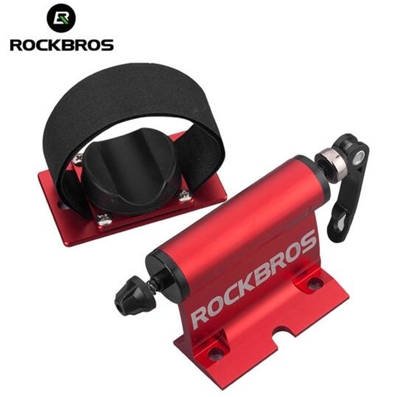 ROCKBROS Bicycle Rack Car Rack Carrier Quick-release Alloy Fork Car Bike Block Alloy Mount Rack For MTB Road Bike Accessory rockbros bicycle trainer roller training tool road bike exercise fitness station mtb bike trainer tool station 3 stage folding