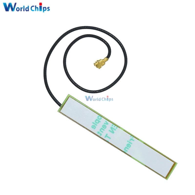 2PCS WIFI 2.4G 3dbi PCB Antenna IPEX IPX WLAN Laptop Bluetooth Wireless WFIT