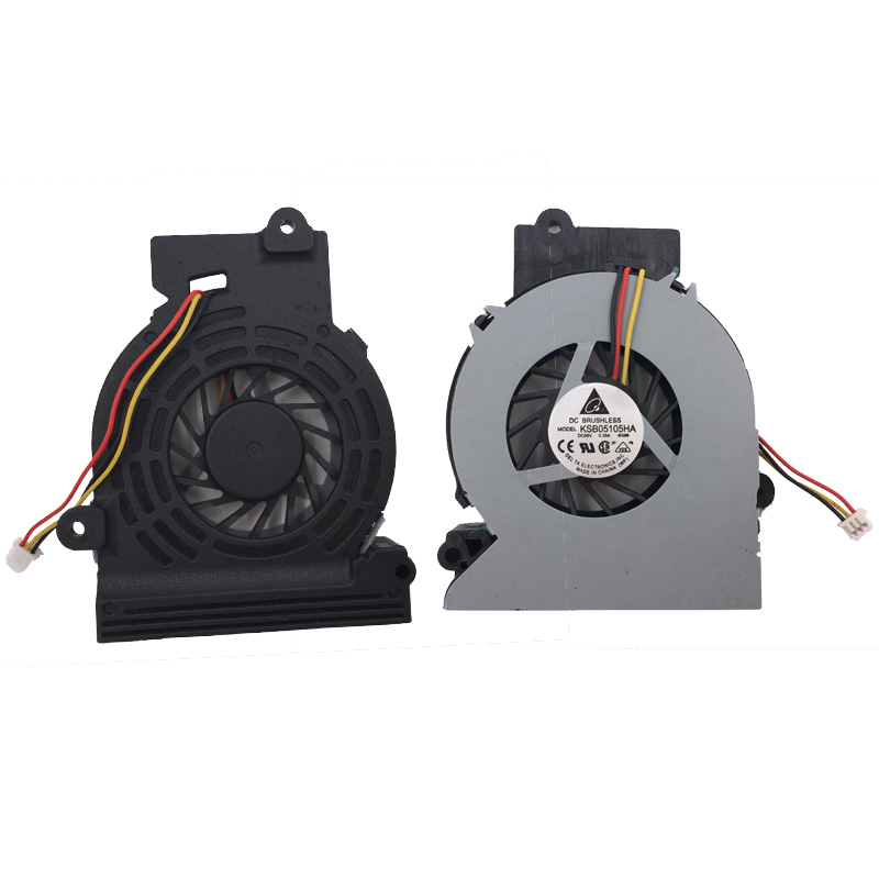 Купить с кэшбэком New Laptop Cooling FAN For FUJITSU Siemens Amilo Pro V2055 V2030 V2035 L1310G  CPU Cooler
