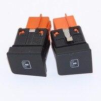 2 stks OEM Voor Passat 06-11 CC Achterruit Power Zon Screen Roll Up Schakelaar 3C0 959 563A 35D 959 563 3C0 959 563 Een