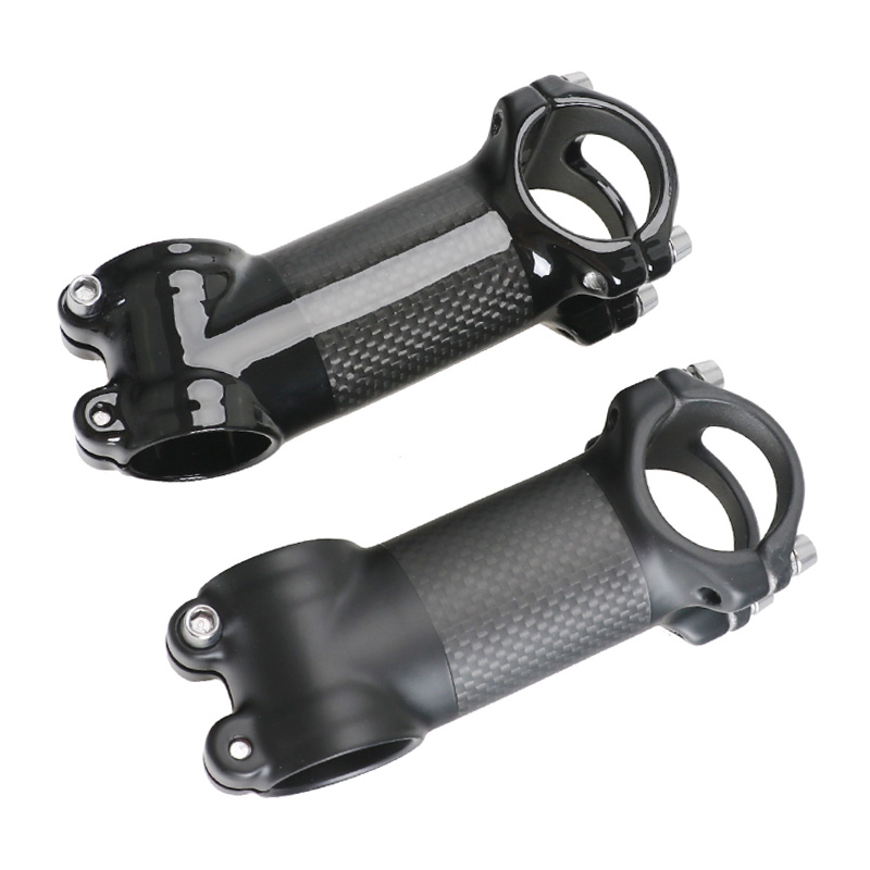 TOSSEEK Bicycle <font><b>Stem</b></font> Aluminum Alloy <font><b>Bike</b></font> Accessories Cycling Mountain Folding <font><b>Road</b></font> <font><b>Bike</b></font> <font><b>Carbon</b></font> <font><b>Handlebar</b></font> <font><b>Stem</b></font> image