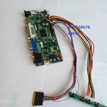 "Kit For LP173WF1(TL)(B2) 17.3"" VGA HDMI Controller board DIY 2019 Driver Panel Screen LCD LED 1920X1080 LVDS 40pin DVI Audio"