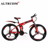 Altruism X9 Pro Bicycle 21 Speed Mountain Bike Bicycle 26 Inch Aluminum Alloy Bike For Male