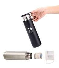 Ein Leben Eine Liebe 1314 Liebhaber Tasse Edelstahl Kaffee Thermoskanne Tassen Tassen Vakuum Thermal Travel Wasserflasche Garrafa Termica