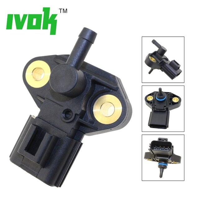Fuel Injection Pressure Sensor For Escape Explorer Focus Maverick Mustang  Crown Victoria 5 8L 4 6L 2 0L 5 4L 3 0L 2 3L 4 0L