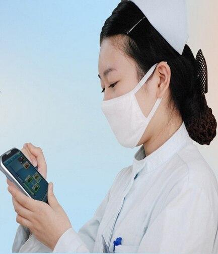 Hospital Mobile PDA  Barcode Mobile Nursing Medical Care Nurse Handheld Digital Pda Kit