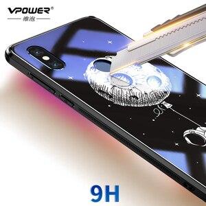 Image 5 - שקופיות זכוכית צבוע לxiaomi מיל לערבב 3 מקרה מזג עמיד הלם טלפון מקרה עבור xiaomi mi mix3 לערבב 3 יוקרה פגז
