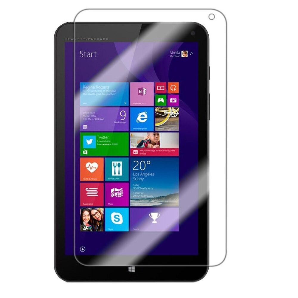 Clear Lcd Pet Film Anti-scratch/anti-blase/touch Responsive Displayschutzfolie Für Tablet Hp Hp Strom 7 Tablet-display-schutzfolien