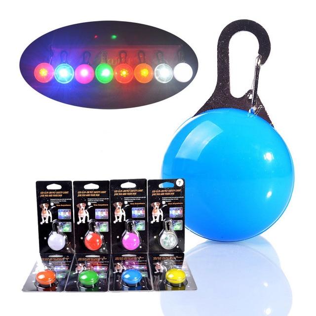 LED Flashing Glow Collars Light