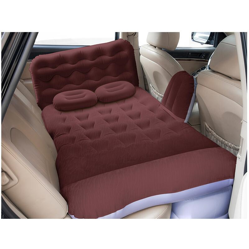2019 matelas de voiture matelas de voiture gonflable lit de Camping couverture de siège arrière matelas d'air de voiture Colchon gonflable Para Auto|Matelas gonflable pour voiture| |  -