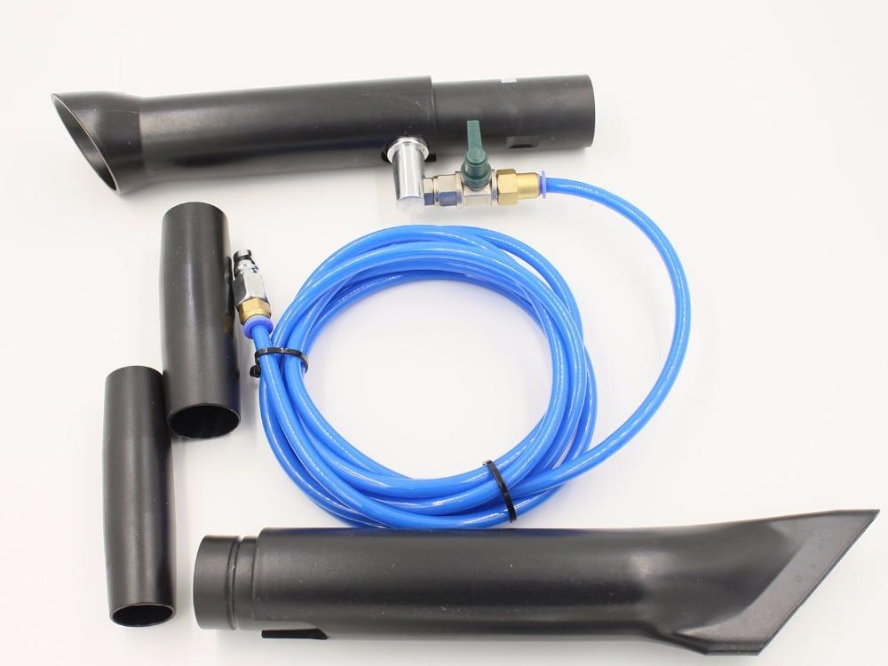 TB 014 high pressure portable Tornado Vacuum Adapter l tornado vacuum gun washer