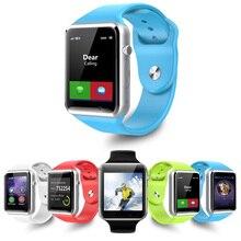 Smart watch phone smartwatch android tragen unterstützung sim-karte tf-karte kamera