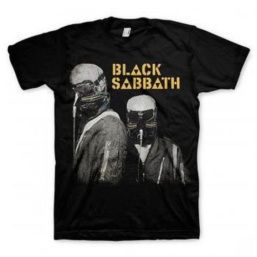 Black Sabbath Never Say Die Shirt SM, MD, LG, XL, XXL NewLetter T Shirt men Casual White T-shirt Custom