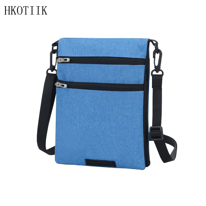 New Style Excellent Travel Passport Package Double-sided Design Certificate Bag Fashion Shoulder Bags Travel Hanging Neck Bag