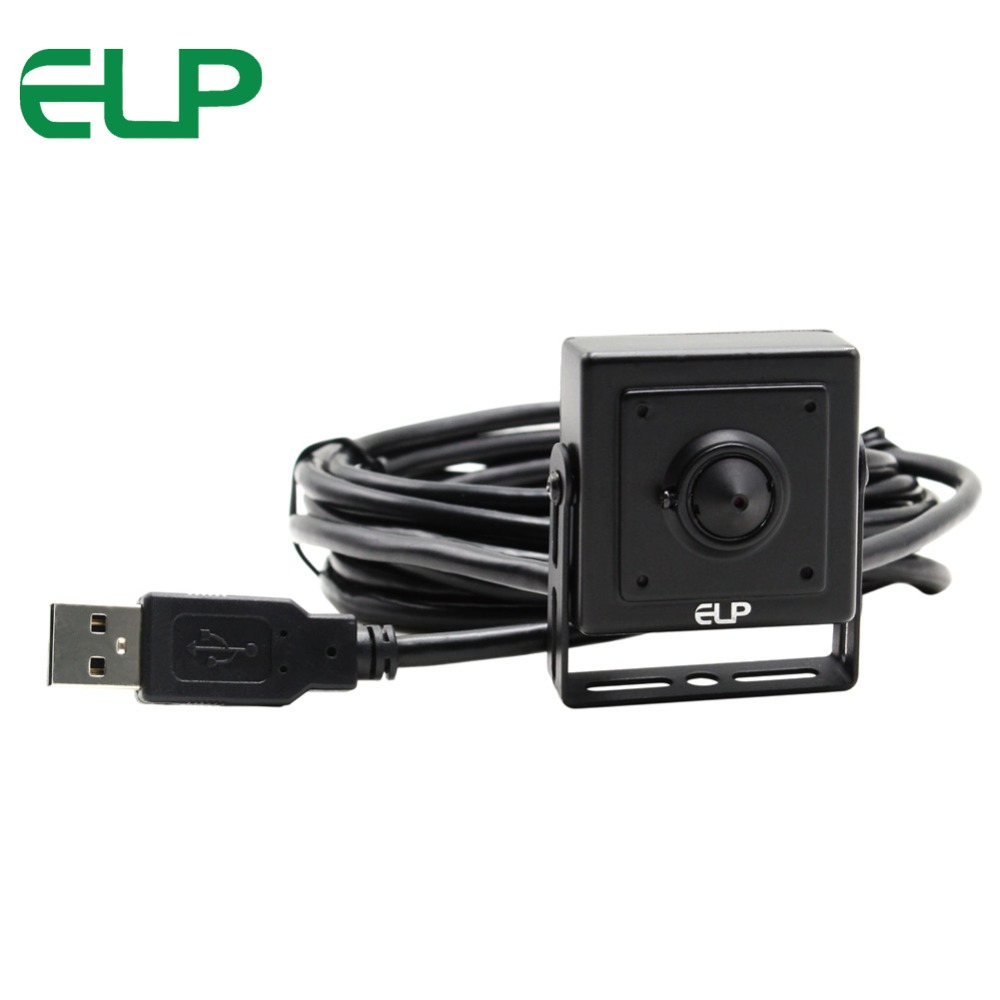 1 megapixel 720P 1/4 cmos OV9712 h.264/MJPEG/YUY2 3m usb cable mini HD usb camera with 3.7mm lens цена