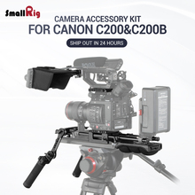 SmallRig Camcorder Professional Accessory Kit for Canon C200 and C200B With Shoulder Support System  2126