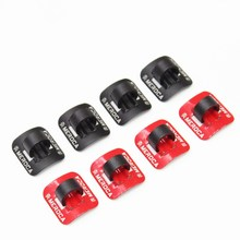 MEROCA Mtb Bike Cable Clip Fixed Base Bicycle Brake 5 Piece / lot
