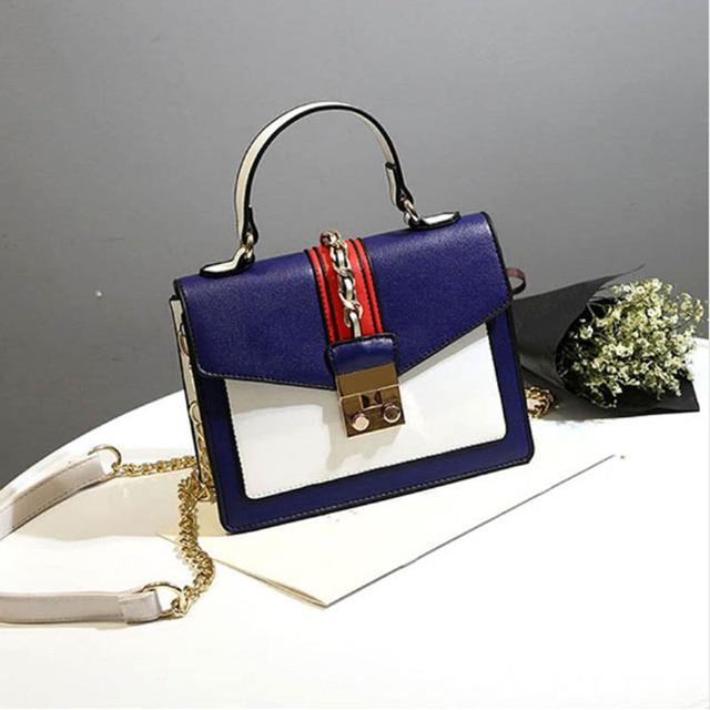 Women Handbags fashion women messenger bags flap crossbody bag sling chain shoulder bolsa high quality small handbags 3V3234